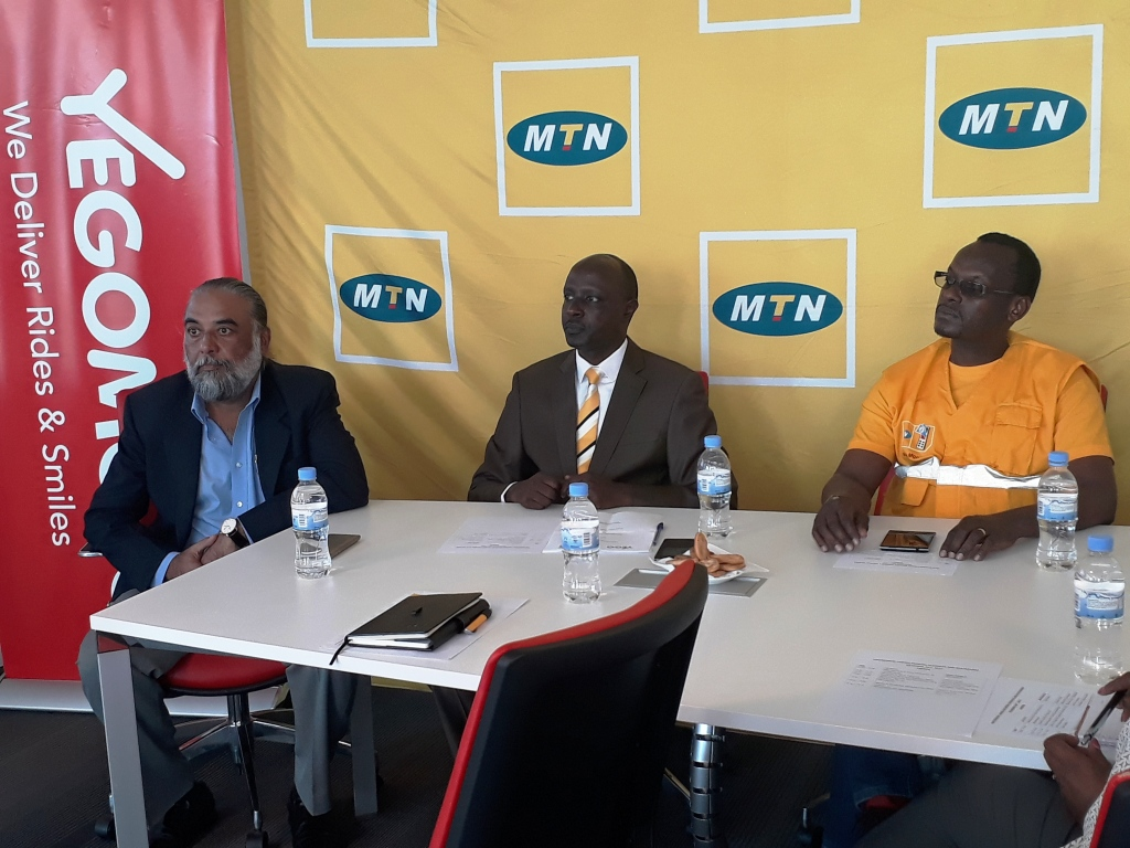MTN Rwanda Extends Digital Inclusion To All In Partnership With Yegomoto