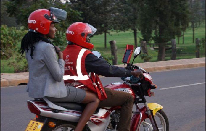 Abishyura Moto'Yegomoto' Bazajya Bakoresheje Mobile Money