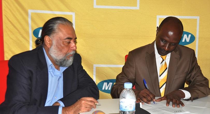MTN Rwanda Yasinyanye Amasezerano Y'imikoranire Na Yego Moto Ku Bijyanye No Kwishyura Ingendo