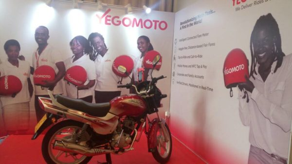 Rwanda's Cashless YegoMoto Innovation Shines At Tech Summit