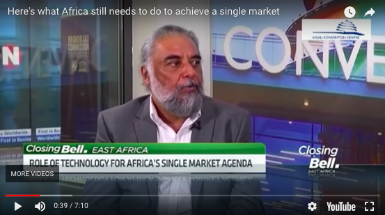 CNBC Africa- Yegomoto CEO Addressing African Needs Beyond Technology