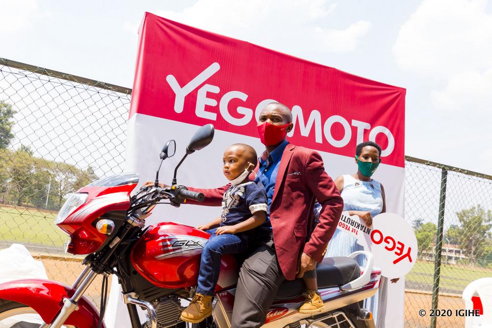 Uko Yego Innovision yateje imbere ikoranabuhanga mu ngendo, inimakaza imibereho myiza y'abashoferi n'abamotari